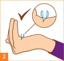 Passo 2: Prepara le tue lenti a contatto