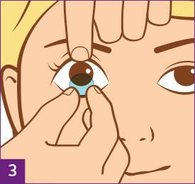 Passaggio 3: Rimuovi le lenti a contatto