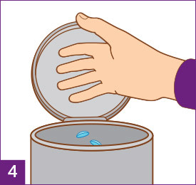 Step 4: Getta le lenti